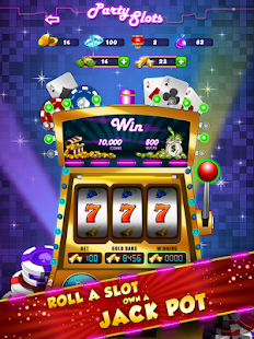 Casino Vegas Coin Party Dozer Screenshot