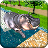 Animal Water Run Android APK Download Free By Interactive Games