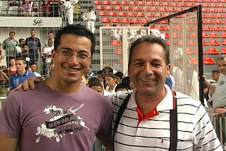 Photo: Prof. Marcos Uchida - Torneio de Judô do Corinthians - 2009.