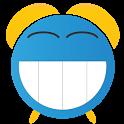 FunAlarm 😀 - Alarm Clock With Games icon