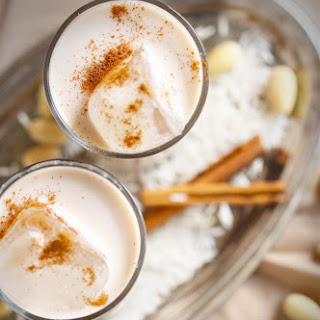 Horchata (Blended Rice & Almond Drink)