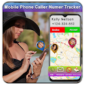 Mobile Phone Caller Number Tracker icon
