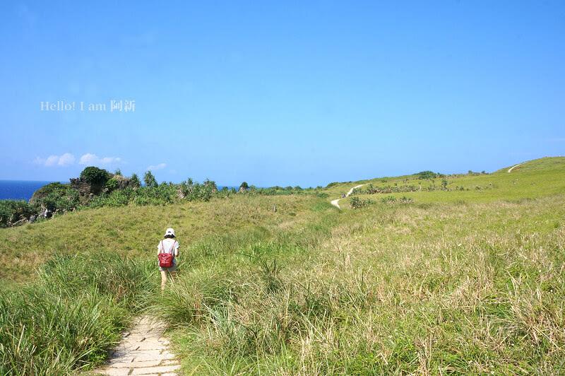 蘭嶼青青草原-2