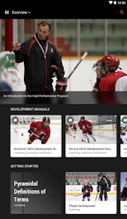 Hockey Canada Network- screenshot thumbnail