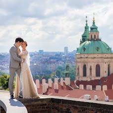 Wedding photographer Kseniya Buraya (OBura). Photo of 01.11.2017