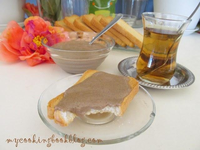 Сладък дип с тахан и петмез