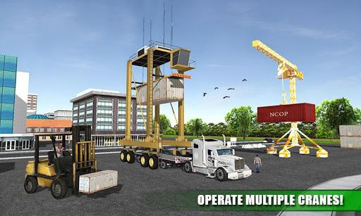 Real Transport Truck Simulator