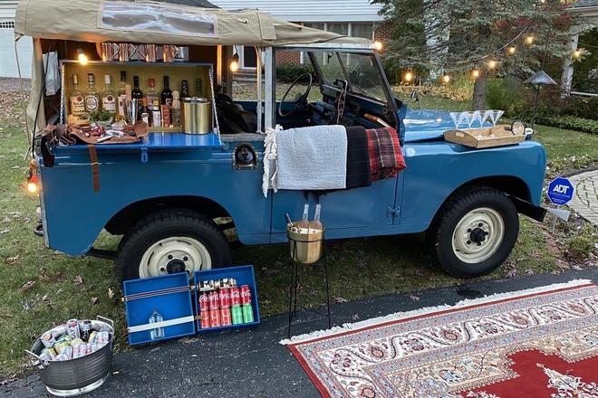 Vintage Bar Truck Hire IL 60044