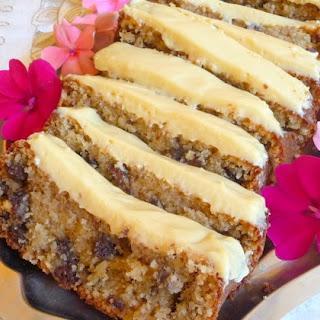 CREAM CHEESE CAKE BARS