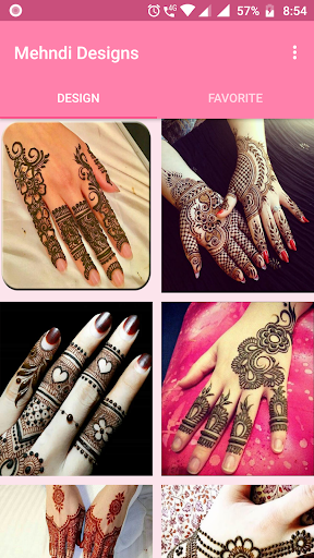 Mehndi Designs 1.2.4 screenshots 2