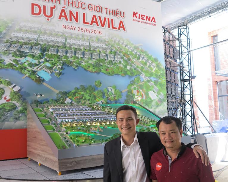 Dự án LAVIALA - Kiến Á dưới góc nhìn REALEYE