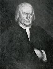 Photo: Jan Claes Fresemann (1700-1792) uit Weener (Oost-Friesland). Hij is hier geportretterd door W. Lubbers op zijn 79ste verjaardag. Hij is een oudbetovergrootvader van mij (dat is de achtste generatie, of liever parentatie).