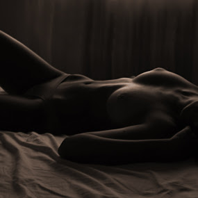 Old by Stefano D'Aquino - Nudes & Boudoir Artistic Nude