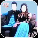Couples Photo Montage App New icon