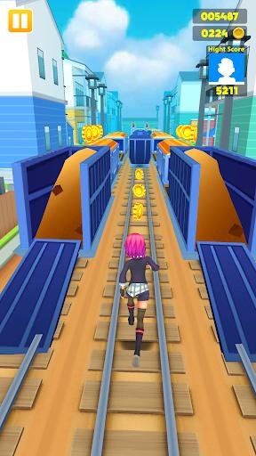 Subway Princess - Endless Run 14 screenshots 5