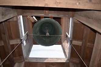 Photo: La campana del XVI secolo, tra le più antiche del Piemonte, ancora funzionante
