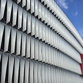 Athletic Bilbao Stadium by Stjepan Zlodi - Buildings & Architecture Architectural Detail ( detail, bilbao, stadium, athletic bilbao, spain )