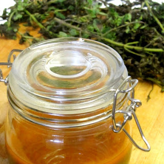 Tomato Herb Salad Dressing