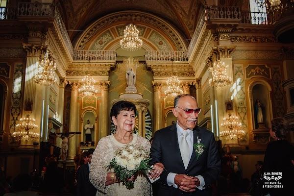 Fotógrafo de bodas Alma Romero (almaromero). Foto del 11.01.2017