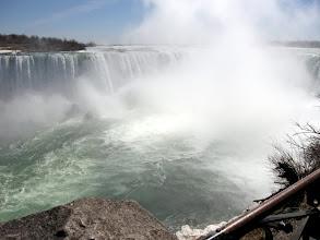 Photo: Niagara fall (Canadian)