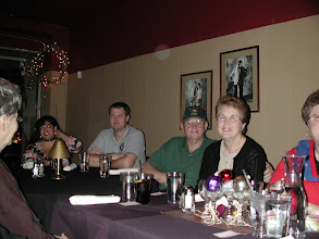 Photo: PARC Christmas Dinner, kd7wvi, n7ryn , w7rsk, kc7mvr