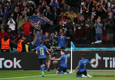 L'Italie bat le record historique d'invincibilité !