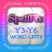 SpellFix Y3-Y6 Word Lists