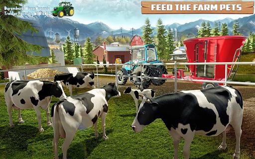Nuremberg Mega Organic Tractor Farming SIM 2020 screenshots 11