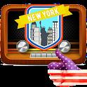 New York Radio - USA icon