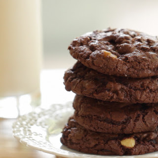 Double Chocolate Chunk Cookie Recipe