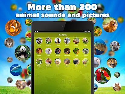 Animal Sounds & Pictures Free- screenshot thumbnail