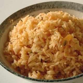 SE Asian Rice Pilaf