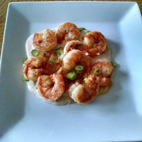 Cajun Shrimp With Creamy Sauce