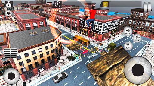 BMX Freestyle Stunt Rider 1.0 Mod screenshots 3