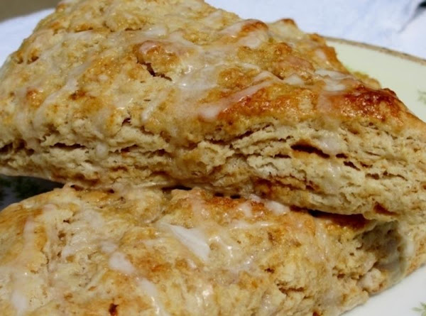 Banana Biscoff Scones Recipe