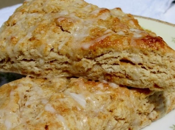 Banana Biscoff Scones Recipe