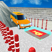Lets play amazing vehicle Parking game MOD + APK