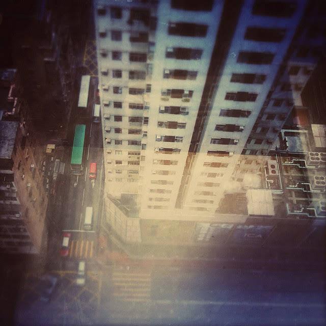 Hong Kong, Skyscraper, city streets,  香港, 摩天, 大廈, tall buildings