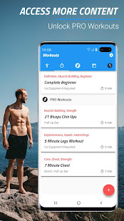 Summer Bodyweight Workouts & Exercises PRO 4.2.5 Paid APK For Android - 4 - images: Download APK free online downloader | Download24h.Net