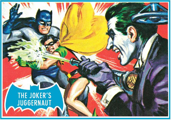 DC Comics Batman TV Series 1966 Trading Card Art Playing Cards Deck NEW SEALED