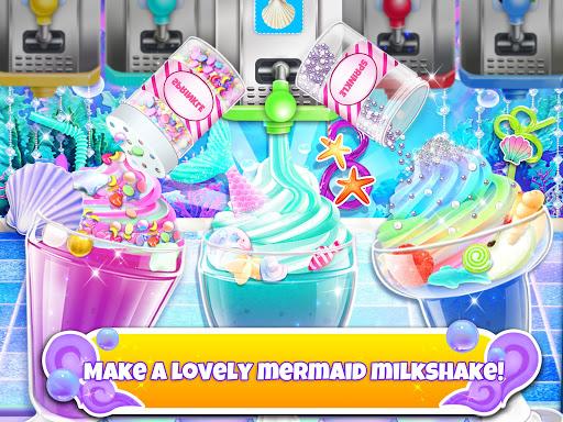 Unicorn Chef: Mermaid Cooking Games for Girls 2.1 screenshots 9