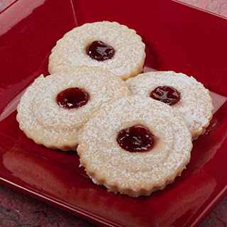 Thumbprint Cookies With Cream Cheese Recipes