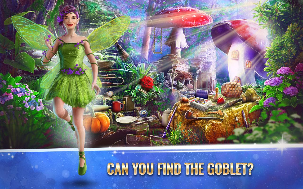 Screenshots of Hidden Objects Fairy Tale for iPhone