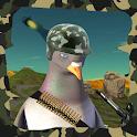 Flying Simulator - Spy Pigeon icon