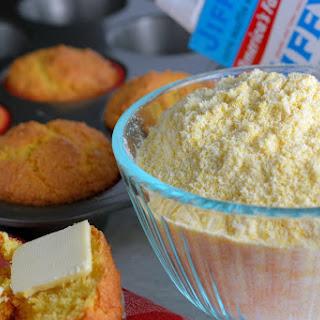 Copycat Jiffy Cornbread Muffin Mix.