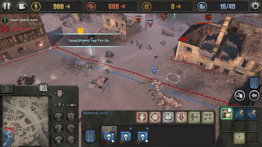 Company of Heroes Varies with device screenshots 8
