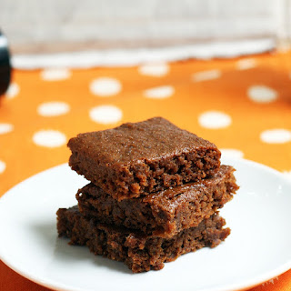 Healthy Gingerbread Cake.