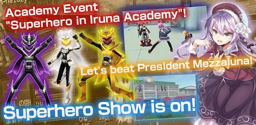 RPG IRUNA Online MMORPG game (apk) free download for Android/PC/Windows screenshot