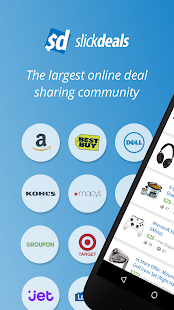 Slickdeals: Coupons & Shopping- screenshot thumbnail