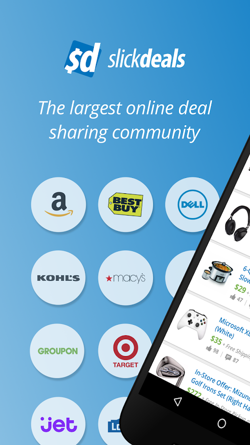 Slickdeals: Coupons & Shopping- screenshot